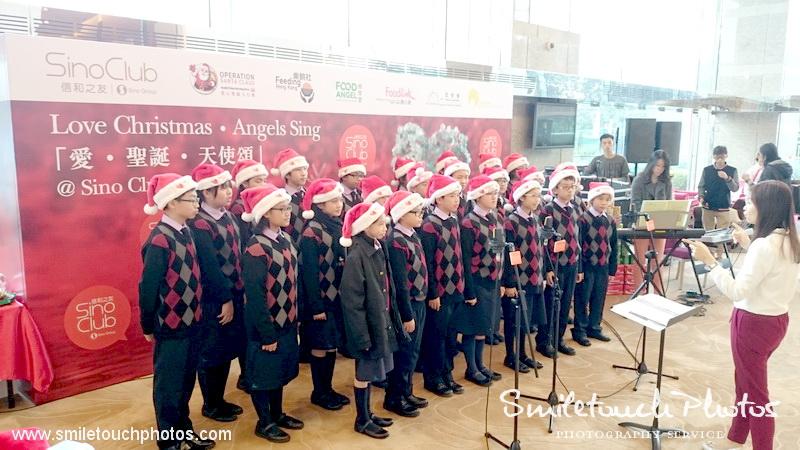 Sino Club – Love Christmas Angels Sing