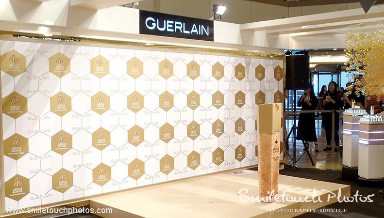 Guerlain Product Launch