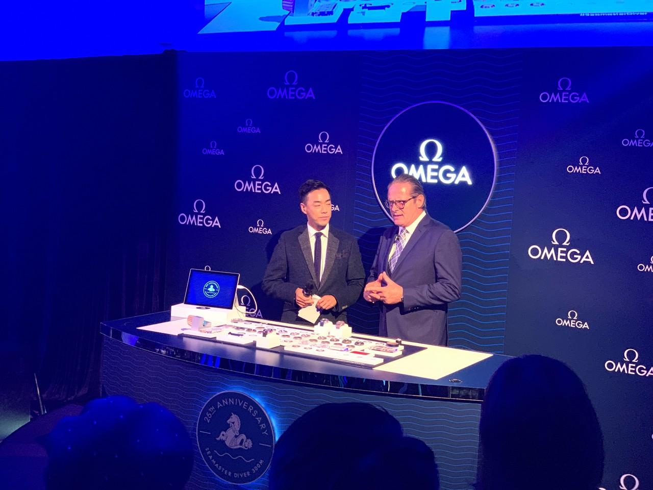 Omega – 25th Anniversary